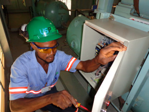 Compressor Controls Inspection